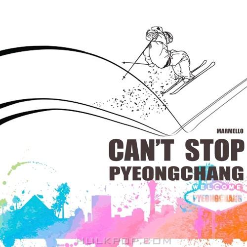 MARMELLO – Can't Stop 평창 – Single