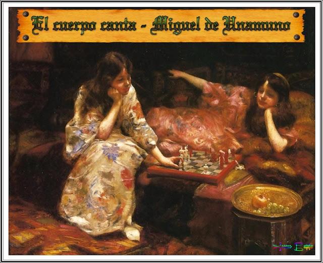 Resultado de imagen para MIGUEL DE UNAMUNO  EL CUERPO CANTA
