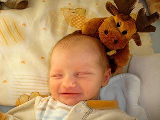 sviluppo del sorriso nel neonato