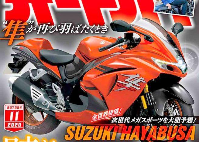 Setelah stop di produksi, Suzuki Jepang akan kembali melahirkan Hayabusa ?