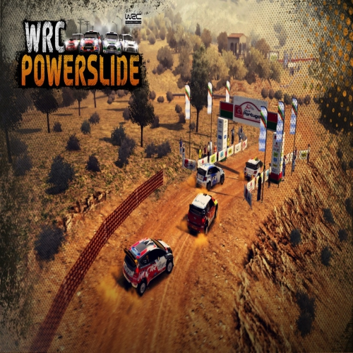 Free Download WRC Powerslide Game