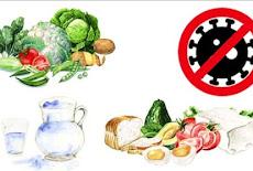 نصائح غذائية مهمة أثناء تفشي مرض كوفيد covid-20