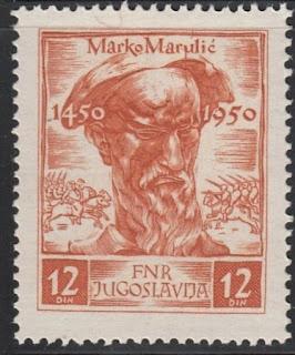 Yugoslavia Marco Marulic