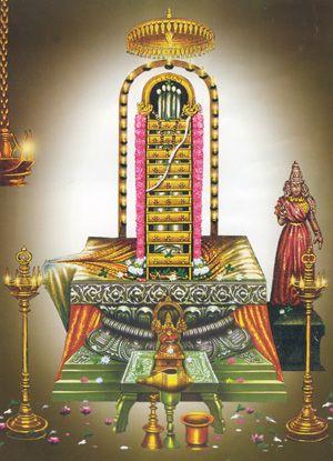 भगवन शिव की अष्टमूर्तियों की उपासना