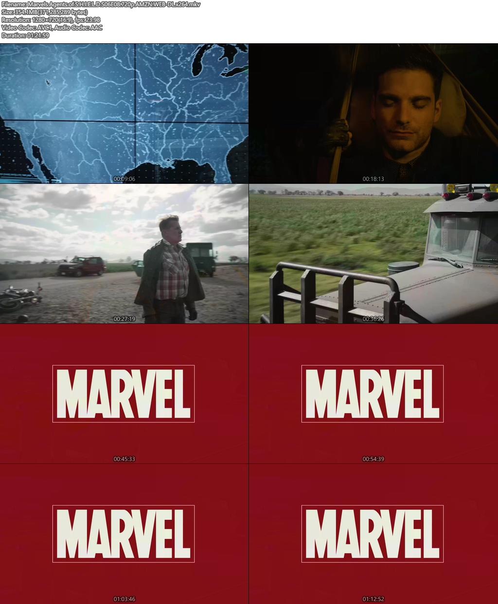 Marvels Agents of S.H.I.E.L.D S06E08 720p AMZN WEB-DL x264 Screenshot