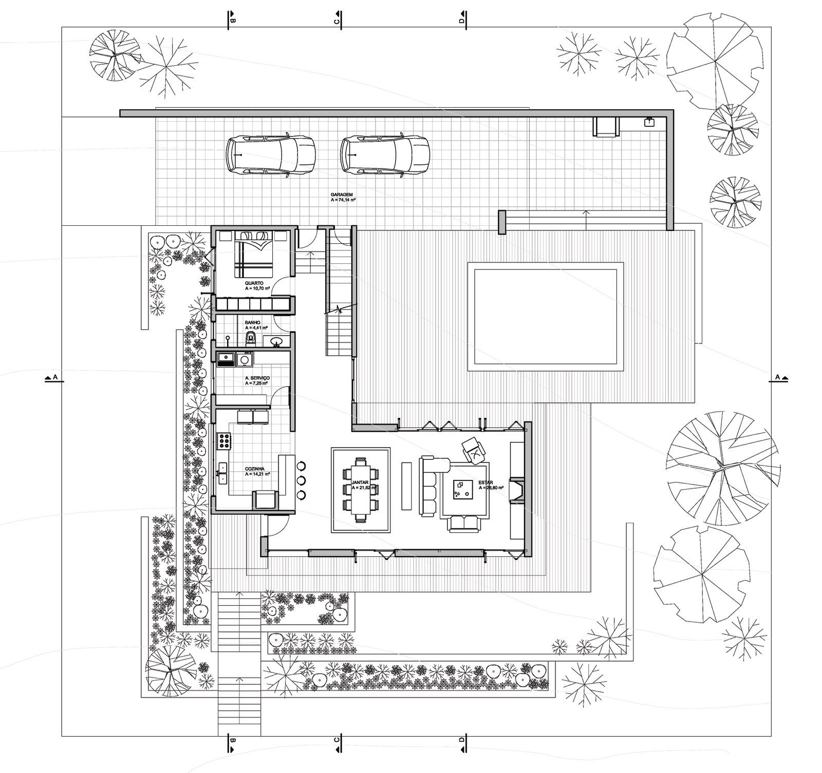 Casas Pequeas Plantas De Casas Pequenas Com Piscina X