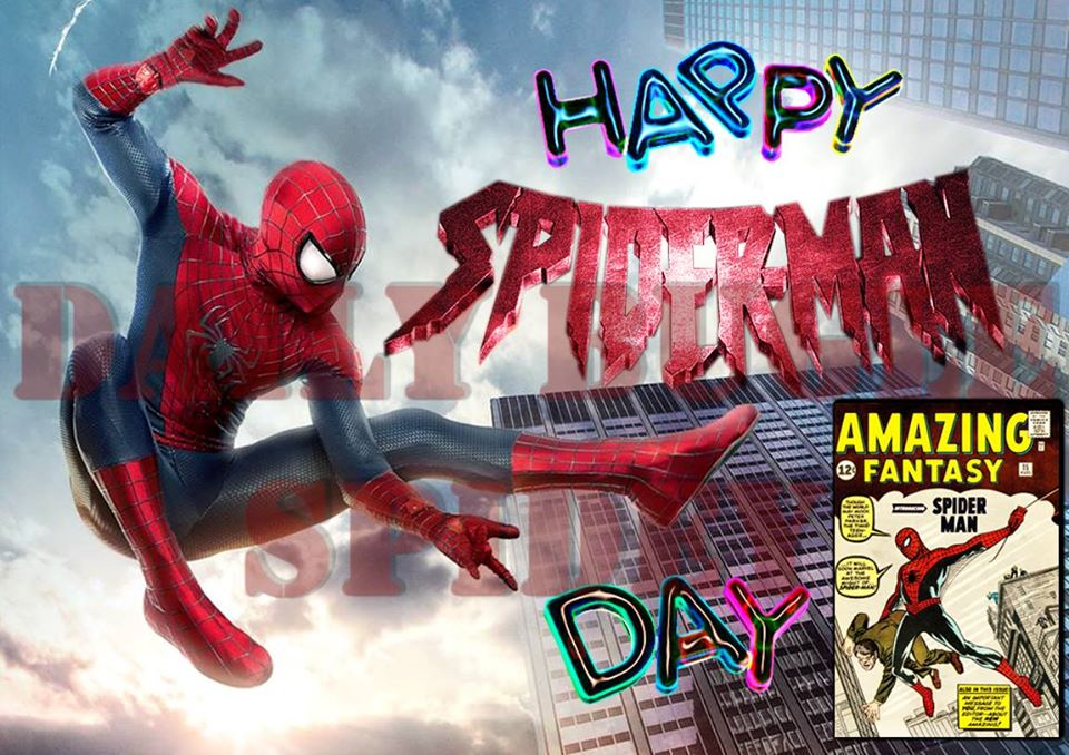 Happy Spider-Man Day