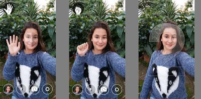 تحميل تطبيق Snapi لإلتقاط السيلفي بدون لمس الهاتف