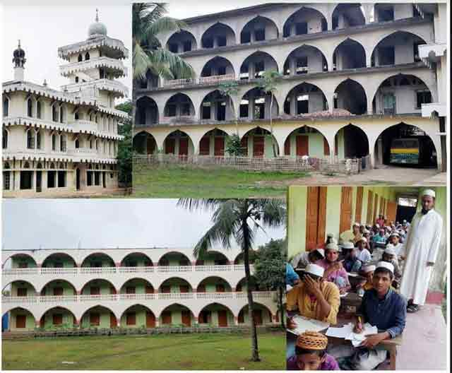 Hathazari Madrasah team visits Banskhali Al Jamia Makhzanul Uloom Madrasa