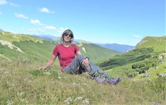 occhiali da sole trekking Abetone