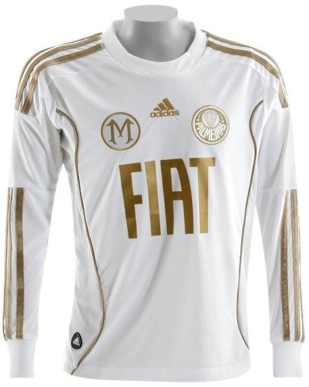 Palmeiras e Adidas lançam camisa em homenagem ao goleiro Marcos ... 06ba7bfc19573
