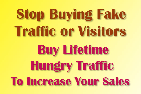 Hungry Buyer Traffic To Increase Sales