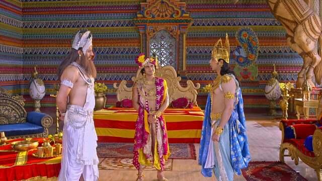 Star Bharat Radha Krishn 18 August Full episode