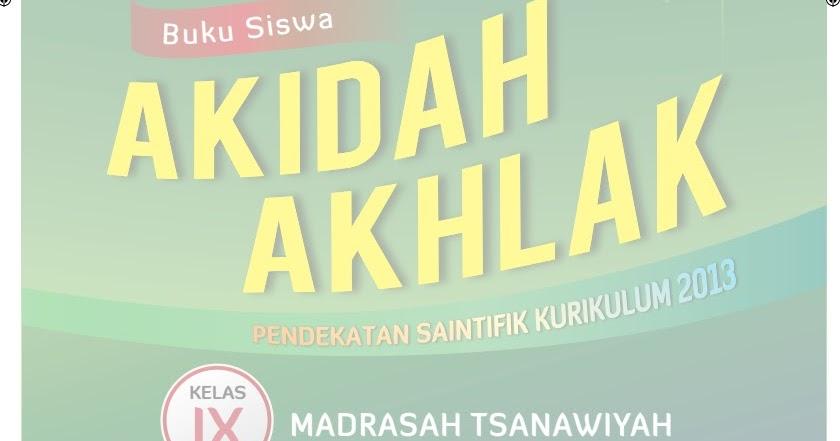 Buku PAI dan Bahasa Arab Kurikulum 2013 untuk Guru dan ...