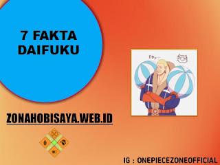 Fakta Daifuku One Piece