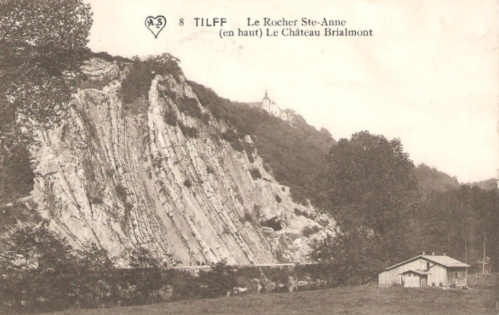 Rocher Sainte Anne Tilff