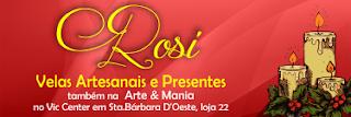 Rosi Velas e Produtos Artesanais