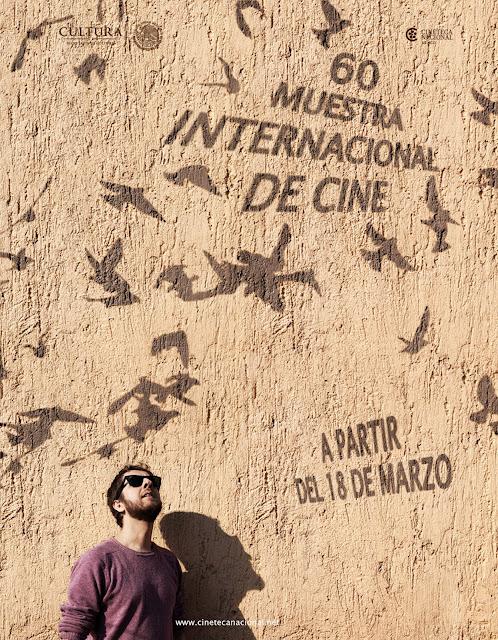 60 Muestra Internacional de Cine en la Cineteca Nacional #60Muestra