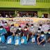 Sambut HUT Bhayangkara Ke 75 Tahun, Polsek Medan Area Beri Tali Asih Kepada Fakir Miskin dan Kaum Dhuafa