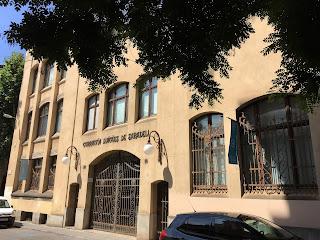 Sabadell. Despatx i Fàbrica Sallarès Deu
