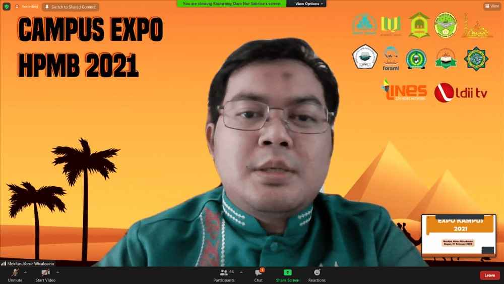 PPM Se Jawa Mengadakan Campus Expo