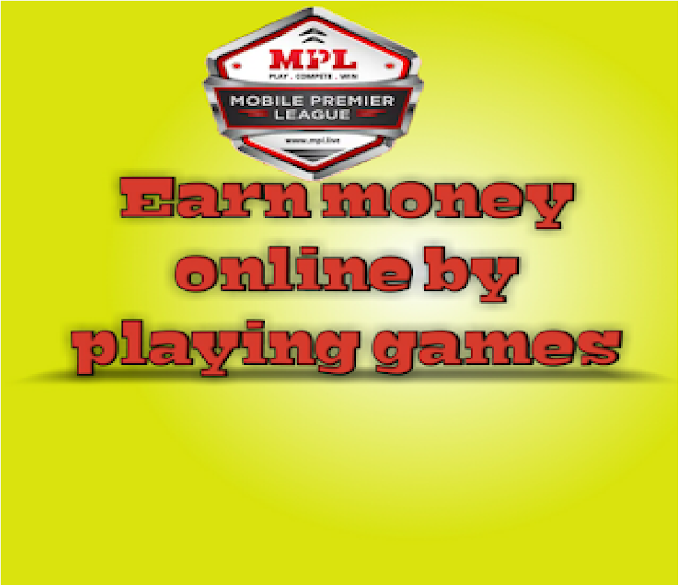 What is MPL? | how to earn money by playing games and share in MPL