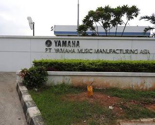 Lowongan Operator Produksi PT Yamaha Music Manufacturing Asia ...
