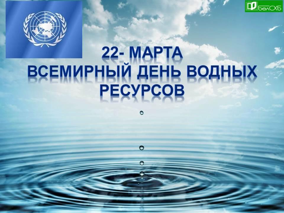 Картинки по запросу картинки всемирный день водных ресурсов