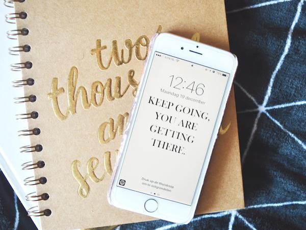 De leukste motiverende achtergronden voor je telefoon