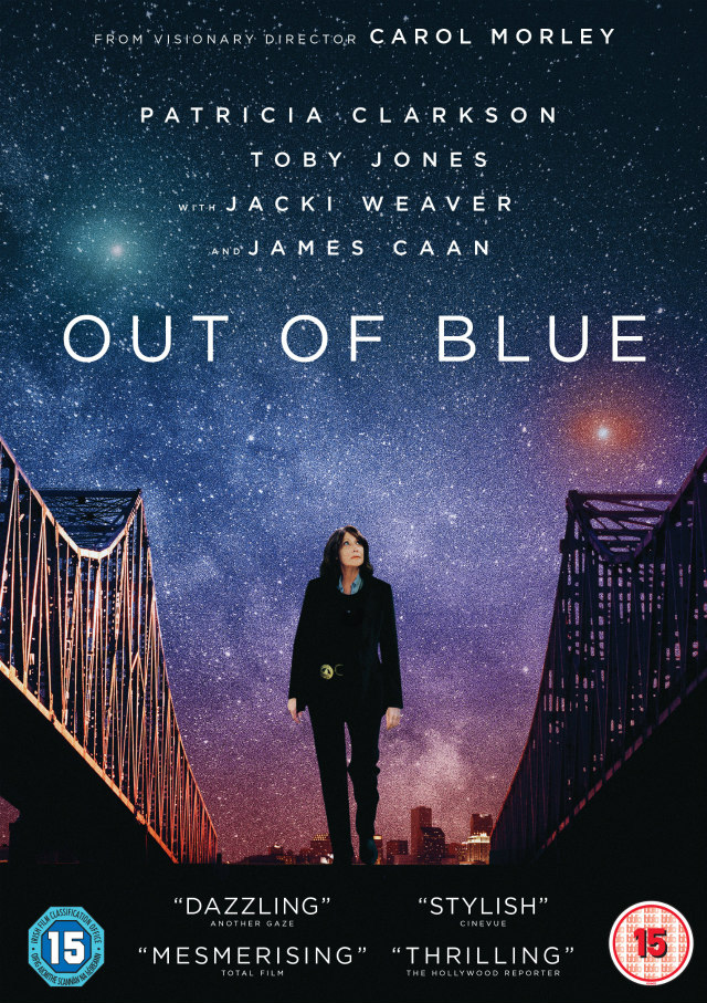 out of blue dvd