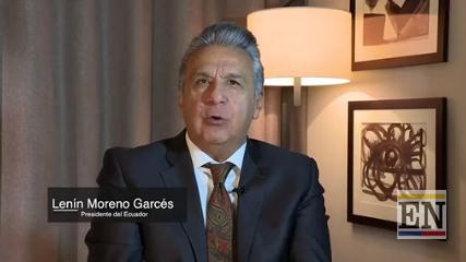 Ecuador reconoce a Guaido com presidente de Venezuela