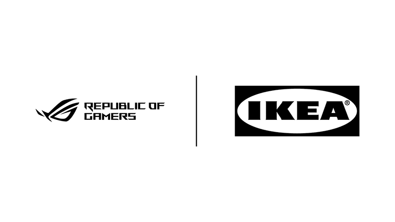 "IKEA partners with ASUS ROG to create ""affordable"" gaming furniture accessories"