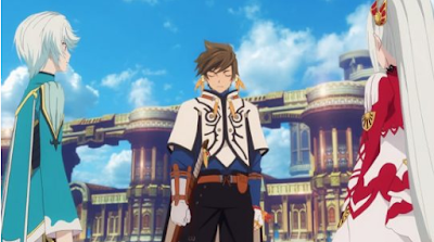 Tales of Zestiria the X Episode 4 Subtitle Indonesia