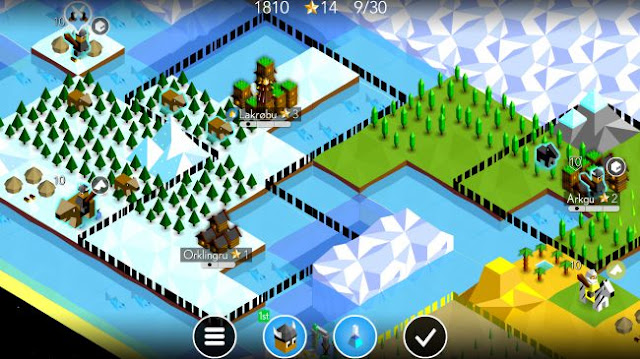 Game Android GratisThe Battle of Polytopia