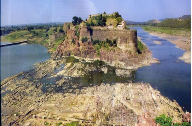 Gagron Fort  Tourist Attraction Jhalawar Rajasthan