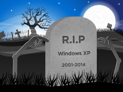 RIP windows XP firefox Vista