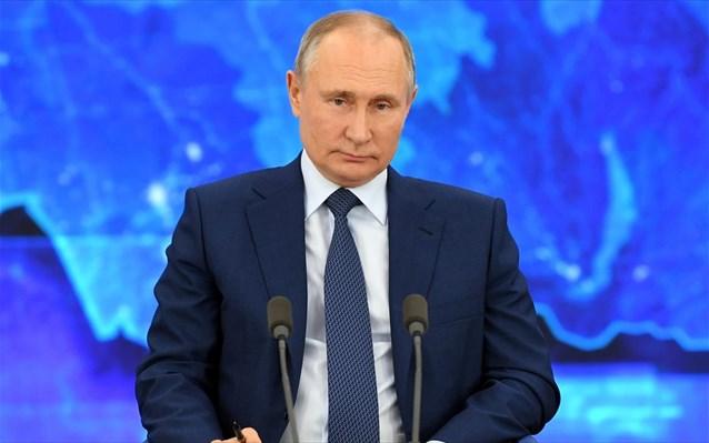 Ρωσία: Με εντολή Πούτιν εντοπισμός στο διαδίκτυο όσων παρακινούν ανηλίκους σε διαδηλώσεις