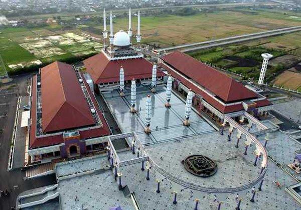 Wisata Religi Masjid Agung Jawa Tengah Full Free Download Area