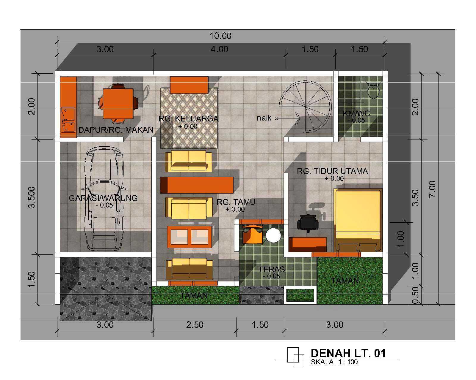 Cara Membuat Desain Rumah 2 Lantai Minimalis Modern Jogja