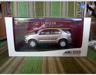 Toyota New Fortuner TRD Sportivo 2010