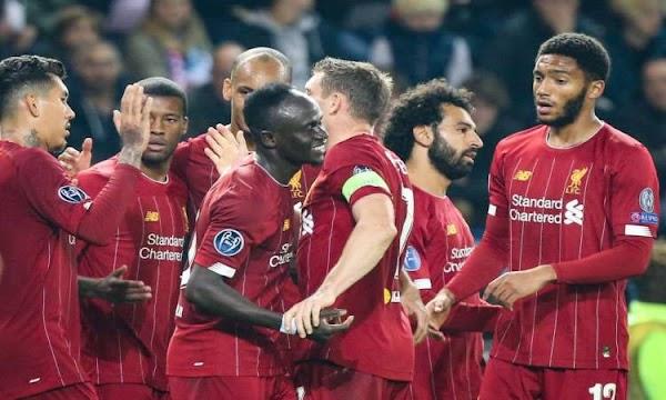 نتيجة واهداف مباراة ليفربول واستون فيلا بث مباشر 2-11--2019 الدوري الانجليزي الممتاز