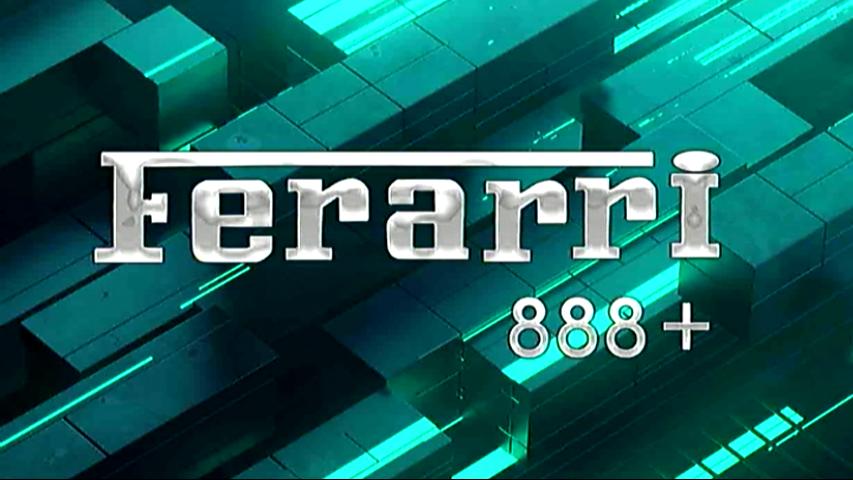 FERRARI 888+ HD RECEIVER 1506TV SCR2 NEW SOFTWARE