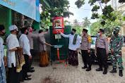 Polda Aceh Gelar Bakti Kesehatan di Dayah Istiqamatuddin Darul Muarrif