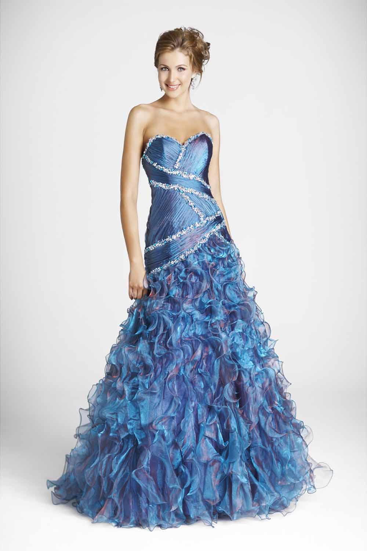 CUTE HAIRCUTS FOR MEDIUM HAIRS: BEAUTIFUL PROM DRESSES ...