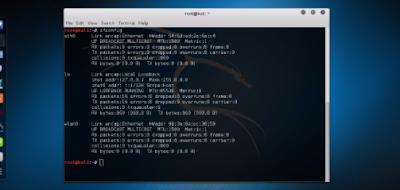 hack WiFi Dengan Kali Linux