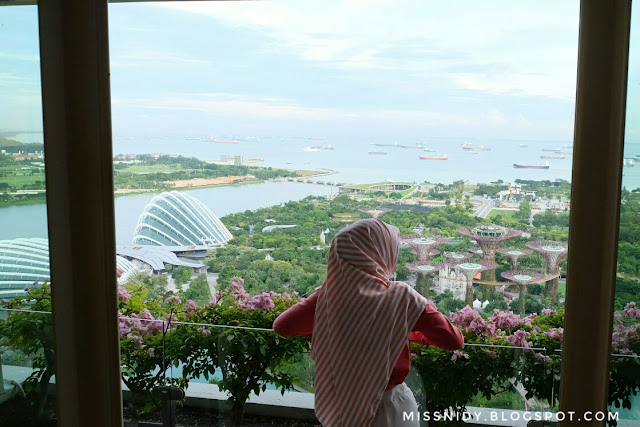 premier room garden view marina bay sands hotel