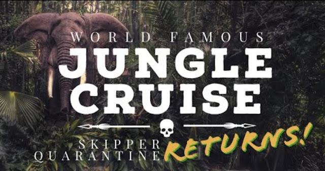Jungle Cruise 船長 分享 #DisneyMagicMoments
