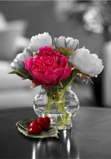 باقة عطرة من الورد الرائع