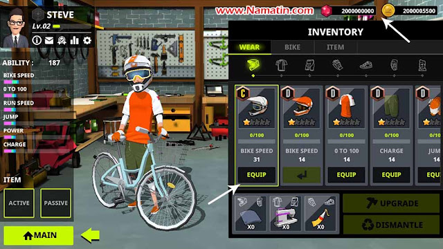 cheat downhill master unlimited gold