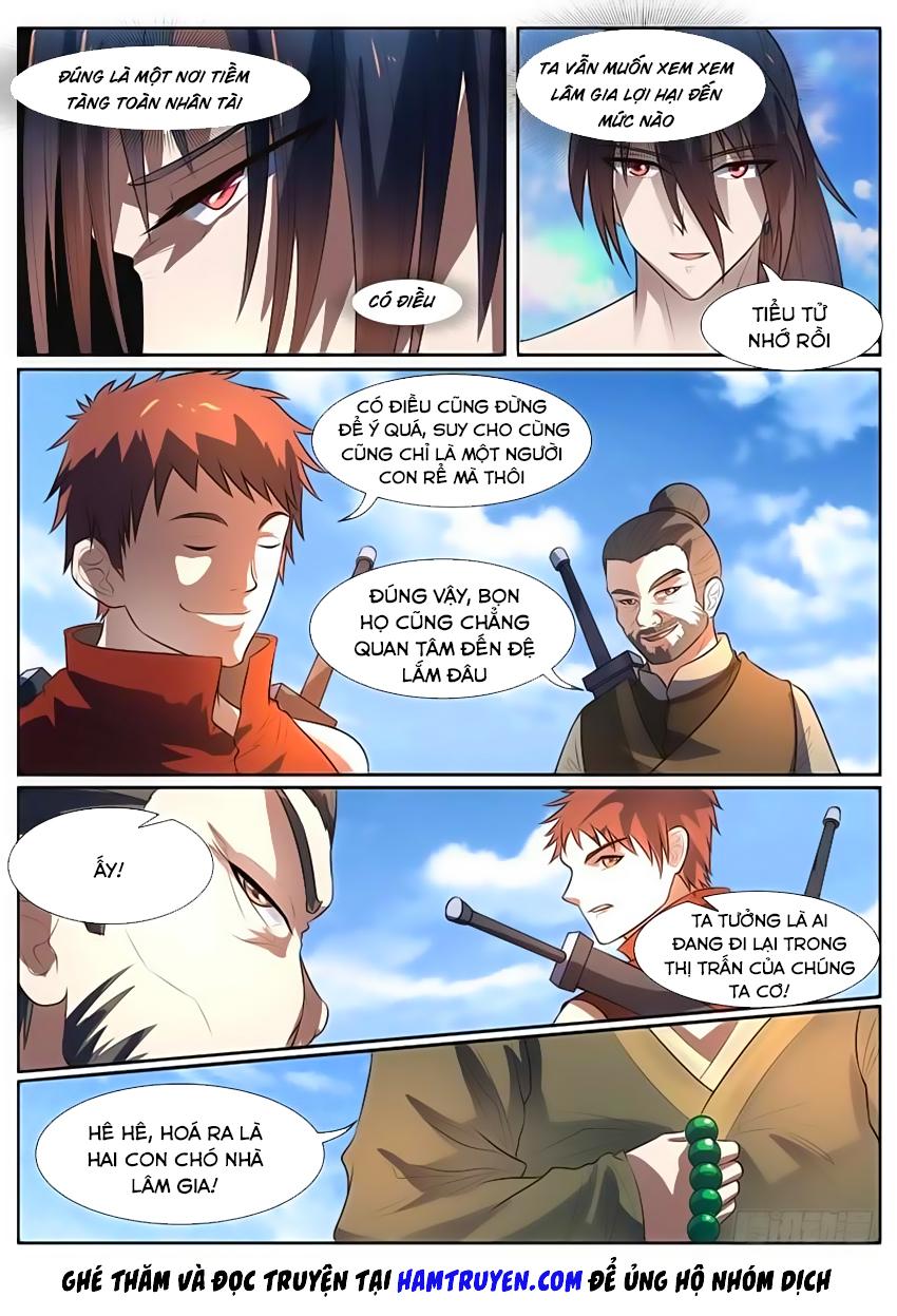 Ngự Thiên chap 11 - Trang 9